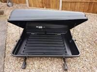 Full size roof box