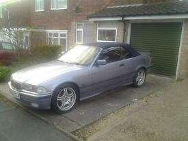 BMW E36 CABBY 325I MANAUL M50 ENGINE ONLY 100K £900 ,,07508649015 OR SWAP