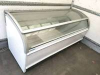 commercial novum chest freezer catering equipment