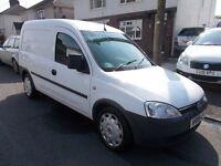 2006 Vauxhall Combo 1.3cdti diesel van NO VAT CAT D spares or repair drives well long mot