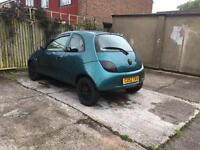 For Ford KA Luxury, very good runner with a brand new MOT