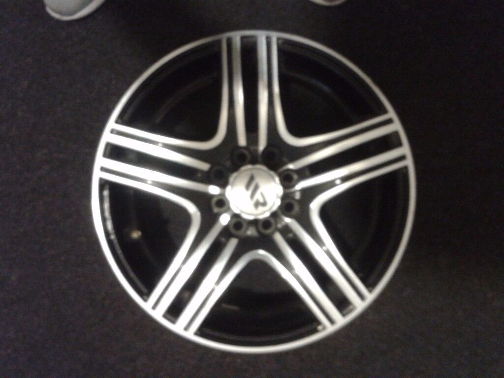 """Universal Fit RS Alloy Wheels 15"""" !!!Good Condition!!!"""