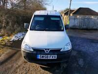 NO VAT Vauxhall Combo 1700 CDTI 2 Owners From New 57000 Miles