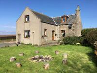 For Sale Four Bedroom Detached House Foveran, Newburgh, AB41 6BA Overhill Farm Cottage