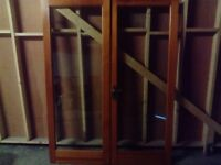 French doors height 1975 mm width 1510