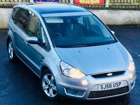 Ford S-max 2.0tdci Titanium 7 seater—-Reduced!!