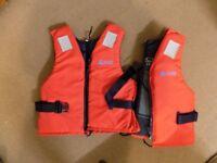 Two Medium Lifejackets