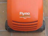 Flymo LawnRake Compact 3400.