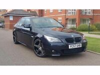 2007 BMW 5 SERIES 2.0 520d M Sport 4dr **F/BMW/S/H+LOW MILES+IMMACULATE**