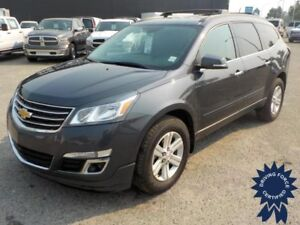 2014 Chevrolet Traverse 8 Passenger All Wheel Drive w/3rd Row