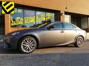 2014 Lexus IS 250 AWD, BACK UP CAM, NO ACCIDENTS!!!