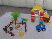 Lego Duplo My First Farm 100% Complete