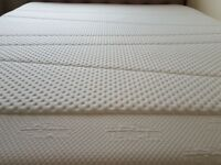 BRAND NEW EX DISPLAY TEMPUR ORIGINAL DELUXE 22 superking mattress 180X200CM RRP £2,159.99