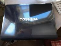 Toshiba laptop for sale rarely used