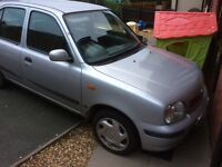 Nissan mirca £150