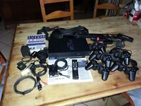 PS2 Console + Extras Spares or Repair (89#)