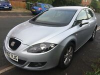 seat leon 1.9 tdi lovely condition in side and out