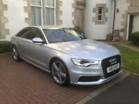 Great Audi A6, real head turner and well maintained. No longer required due to company car.