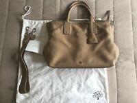 Mulberry Alice handbag in taupe (genuine)