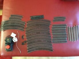Hornby bundle of track and more