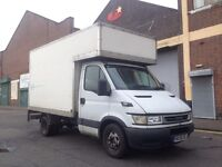 Iveco Daily 2007 2.3 TD 35S12 LWB Luton 3 door (EU4) NO VAT, REAR TWIN WHEELER