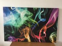 Abstract Art Canvas Picture