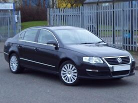 2009 (09) VOLKSWAGEN PASSAT 2.0 TDI CR HIGHLINE 4DR PX HPI CLEAR, FULLY LOADED, LEATHERS,LOW MILES