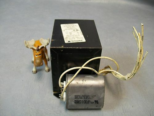 Advance 73B5580 Transformer Ballast w/ Aerovox Capacitor
