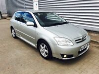 Toyota Corolla 1.6 vvti colour collection in immaculate condition 1 year mot full service history