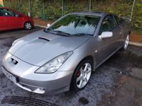Toyota Celica, choice of two, Celica T-Sport or Celica 190