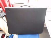 Black folder/case, 650mmx500mm