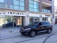 2014 Infiniti QX60 All-wheel Drive