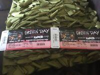 Green day tickets Glasgow