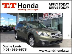 2015 Subaru Outback 2.5i Touring *No Accidents, Backup Cam, Blue
