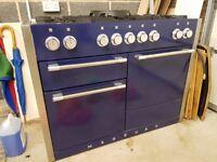 Mercury 1200 Duelfuel Range Cooker