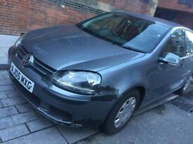 Volkswagen Golf '05 Plate Manual