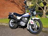 Suzuki VanVan 125cc As New