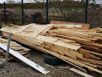 Bale of Timber (used once)