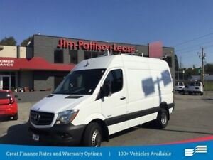 2016 Mercedes-Benz Sprinter High Roof w/shelving/roof, dually