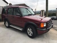 Landrover Discovery TD5 2.5, 7 seater