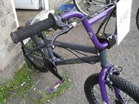 DIAMONDBACK 'JOKER' BMX IN GOOD WORKING ORDER ............. LOWESTOFT