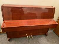 SOLD: Waldstein small modern beautiful upright piano
