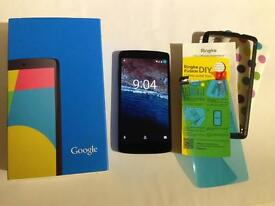 Google Nexus 5 16GB LG D821 Unlocked Black