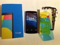 Google Nexus 5 16GB LG D821 Unlocked Black