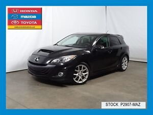 2012 Mazda Mazdaspeed3 +BLUETOOTH+REG.VITESSE+SIEGES CHAUFFANTS