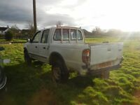 Breaking ford ranger 4/4 turbo diesel 2004 front end already gone
