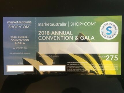 Market Australia 2018 Annual Convention AND GALA