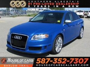 2007 Audi S4 DTM Package / Stasis Exh