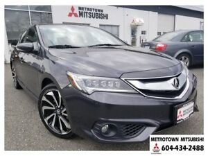 2016 Acura ILX A-Spec; Local & no accidents!