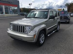 2009 Jeep Liberty Sport-SKY SLIDER FULL OPEN ROOF
